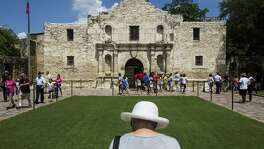 A reader expresses excitement regarding the reimagining of the Alamo.