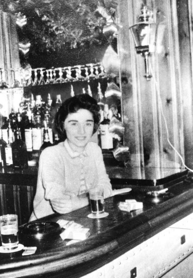 FILE- This undated file photo shows Kitty Genovese, whose screams could not save her the night she was stalked and killed in her Queens neighborhood in New York 50 years ago. Gruesome enough in its bare re-telling, Genovese's fatal stabbing at the hands of Winston Moseley on March 13, 1964, gained mythic status when The New York Times reported that 38 people witnessed the attack and did not call the police until it was too late. (AP Photo/New York Daily News, File) NO SALES MAGS OUT, NYC OUT