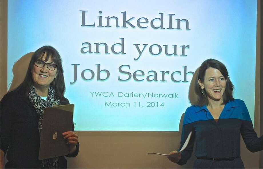 YWCA Darien/Norwalk Hosts LinkedIn Workshop