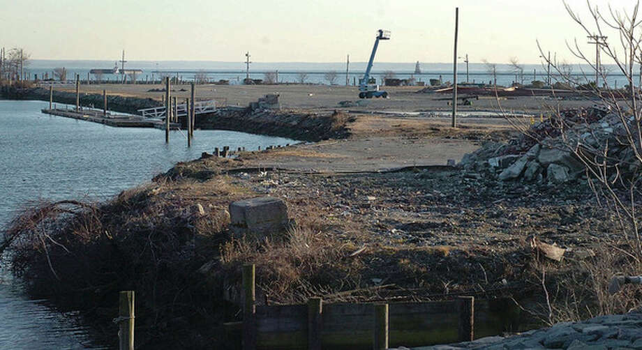 The property formerly known as Brewer Yacht Haven Marina. / 2012 The Hour Newspapers