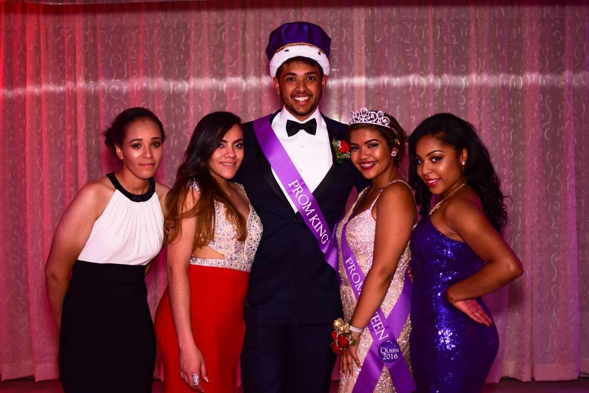 Abbott Tech High School Seniors celebrated prom night on June 10, 2016 at Matrix Conference Center in Danbury. Were you SEEN?