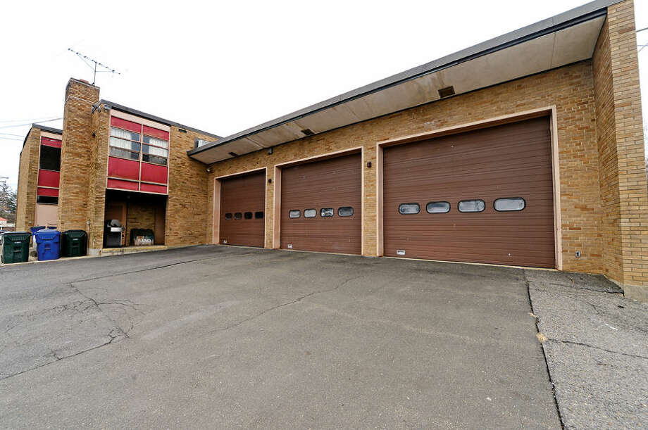 Hour photo / Erik Trautmann Norwalk Fire Department will renovate Broad River Station No. 1 at 90 New Canaan Ave. later this year. Reallocation of $934,000 leftover from new headquarters construction will pay for the work.