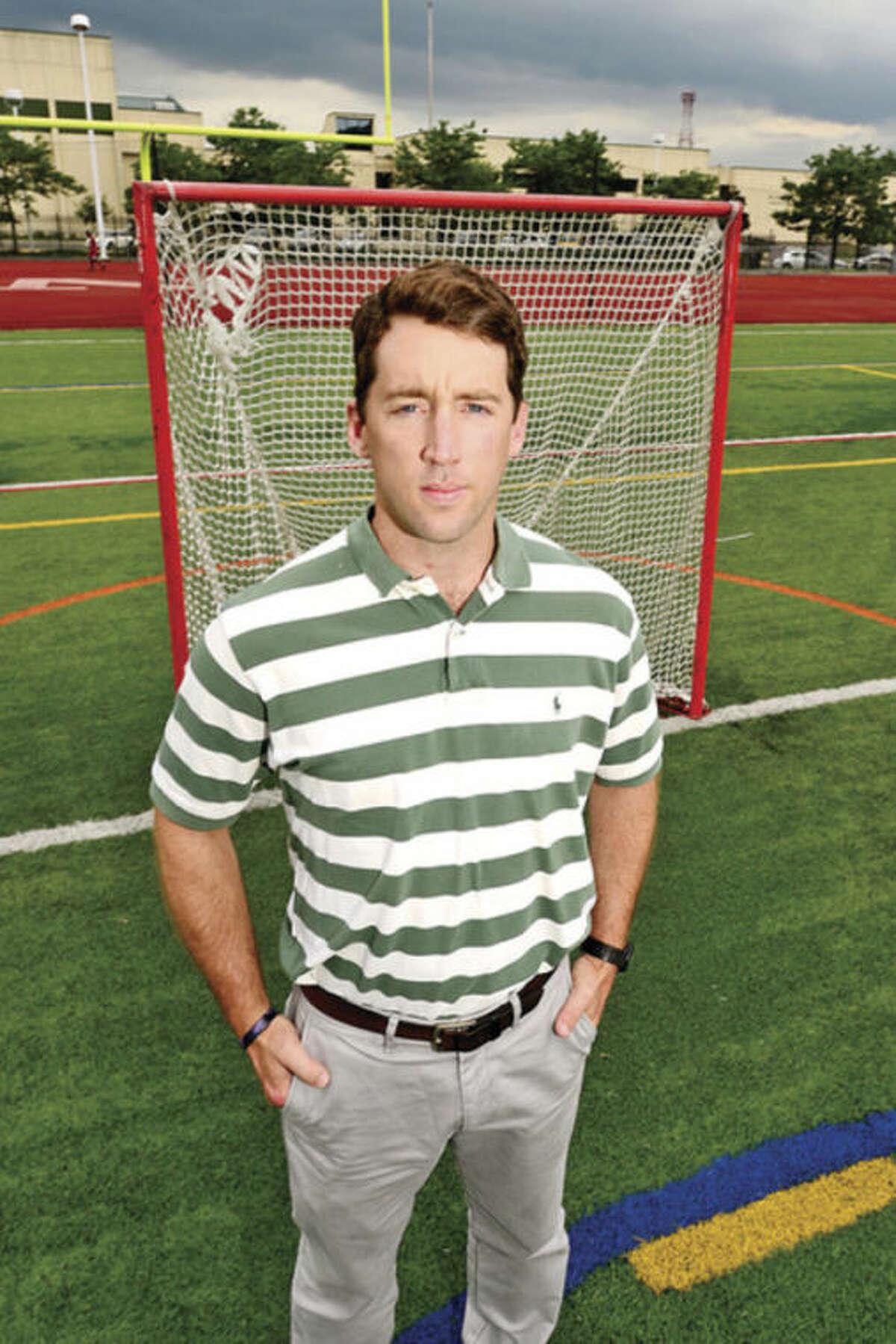 Josh Thornton, a former Weston assistant coach, has been named head coach of the Norwalk High School boys lacrosse team. @Cutline Byline:Hour photo/ Erik Trautmann