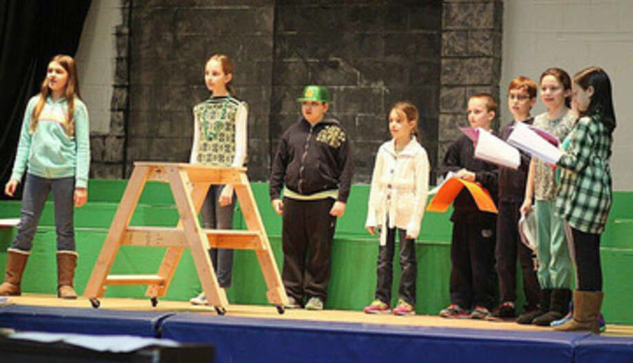 Contributed photoOur Lady of Fatima students will perform a play on Friday, March 27, and Saturday, March 28.