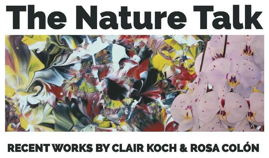 work by Clair Koch and Rosa Colon