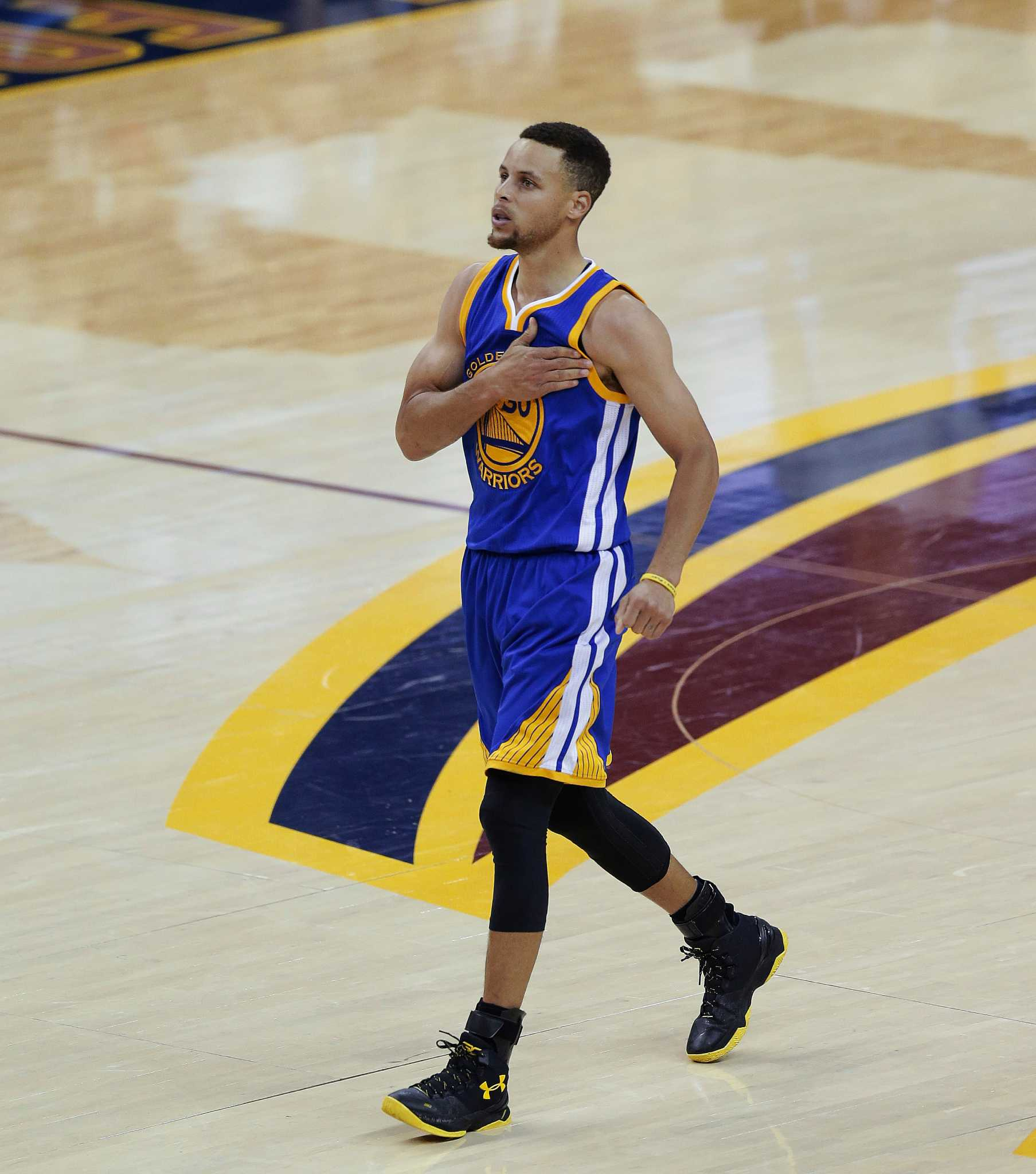 Splish splash Curry Thompson lead Warriors to Game 4