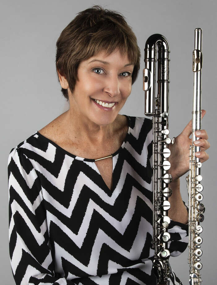 Jazz flutist Ali Ryerson performs at Wilton Library's Hot & Cool: Jazz at the Brubeck Room concert on Friday, March 27, from 7:30-9 p.m. Joining her are Don Friedman on piano and David Finck on bass. Informal reception follows. Suggested donation: $10 per person. To register: wiltonlibrary.org or call (203) 762-3950, ext. 213.