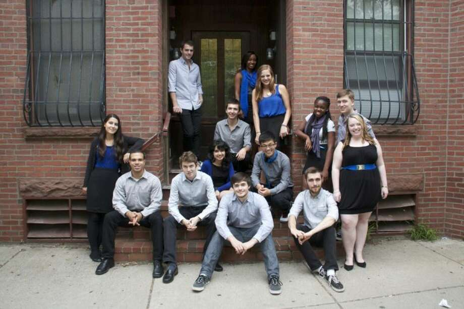 The Yale University a capella group Out Of The Blue is planning to host a concert at Wilton High School next week to raise money for a new scholarship benefiting graduating students.