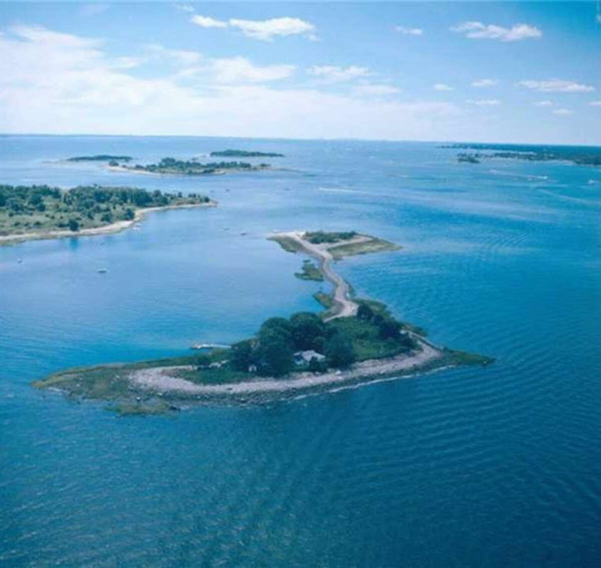 Contributed photo Betts Island is on sale for $1.44 million dollars.