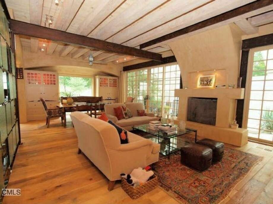 32 Crest Rd, Norwalk, CT 068533 beds3 baths2,600 sqftFeatures: Private walled garden, His and hers baths, pool, finished lower level, walking distance to seaside village of Rowayton.(Credit:Zillow)