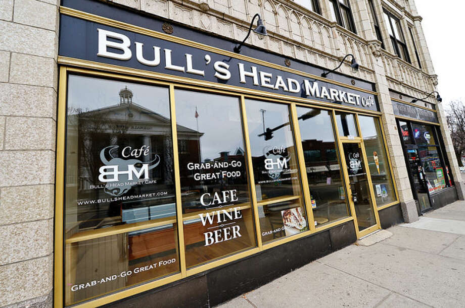Hour photo / Erik Trautmann Bull's Head Market on NOrth Main St. in SoNo has closed. Some businesses are finding hard to keep their doors open while others look to reinvent themselves.