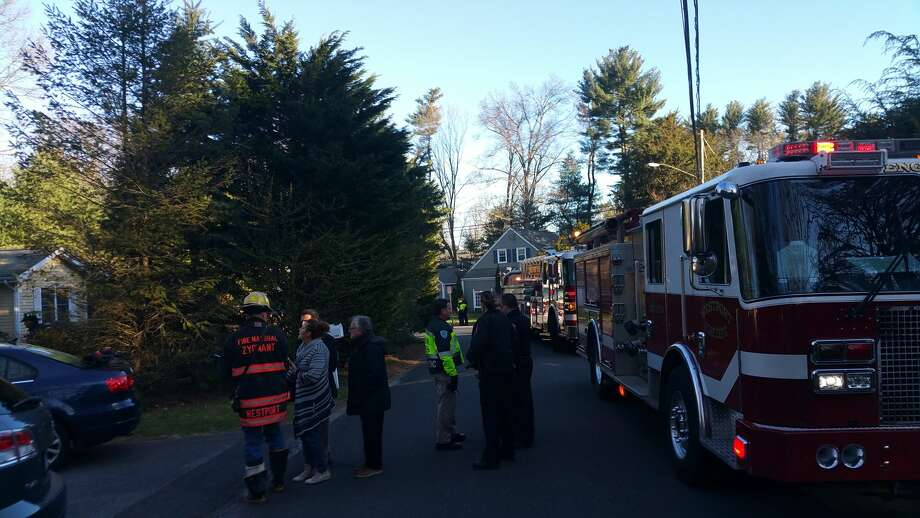Fire crews respond to Westport structure fire Tuesday