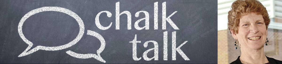 Chalk Talk: Roz McCarthy