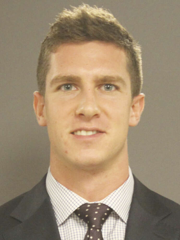 Westport's Mike Paliotta signed a two-year contract with the Chicago Blackhawks. (Vermont Athletics)