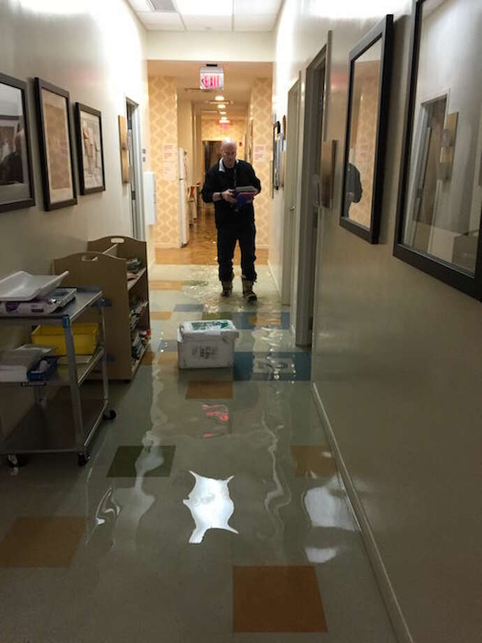 Norwalk pediatrics office closes after flood
