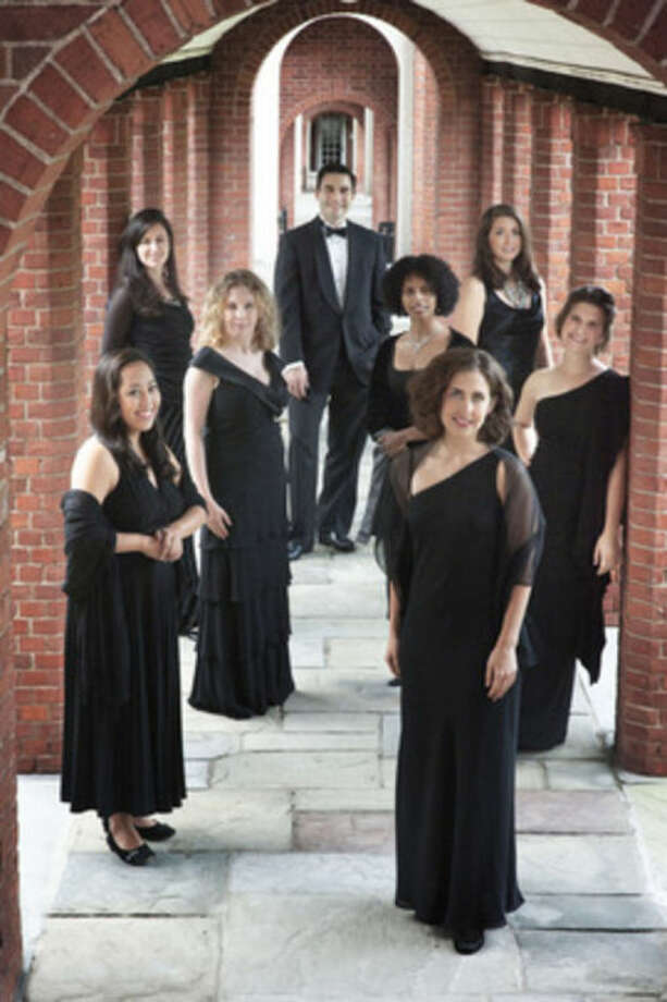 Vocal chamber ensemble hits the high notes in Westport performance