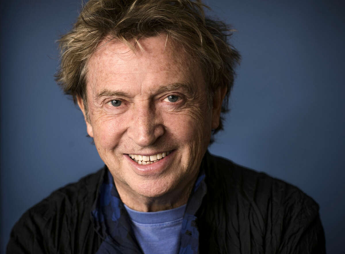 In this March 18, 2015 file photo, Andy Summers from The Police poses for a portrait in promotion of his documentary,