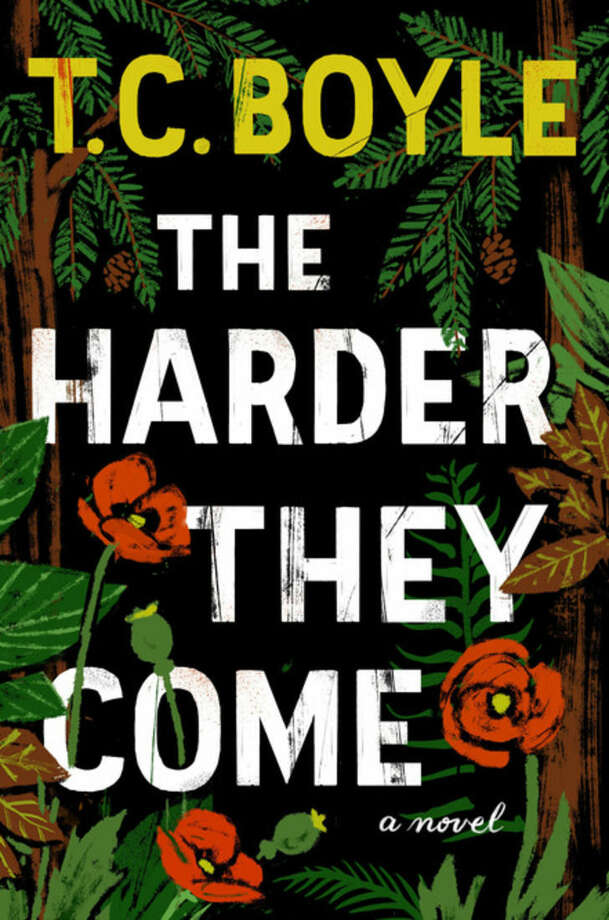 "AP Photo/Ecco/HarperCollinsThe book cover of ""The Harder They Come"" by author T.C. Boyle."