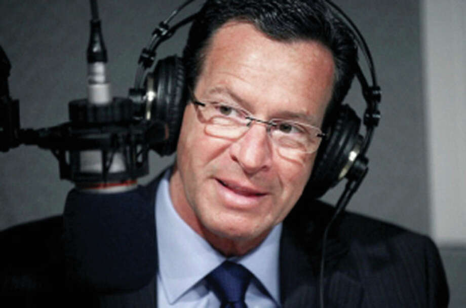 Malloy takes to the air to rebut his budget critics