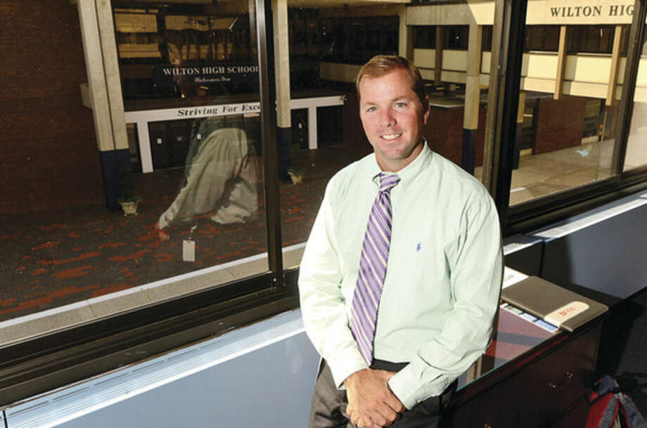 Wilton Superintendent of Schools Kevin Smith discusses first year in office and upcoming school year.