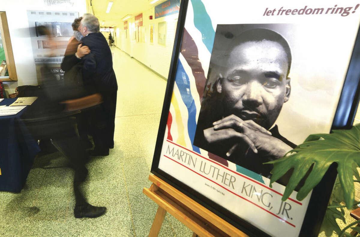 Hour Photo/Alex von Kleydorff Norwalk Community Breakfast in Observance of Rev. Dr. Martin Luther King Jr.
