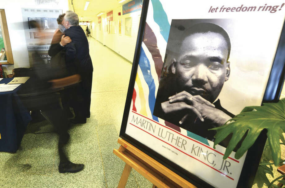 Hour Photo/Alex von Kleydorff Norwalk Community Breakfast in Observance of Rev. Dr. Martin Luther King Jr.