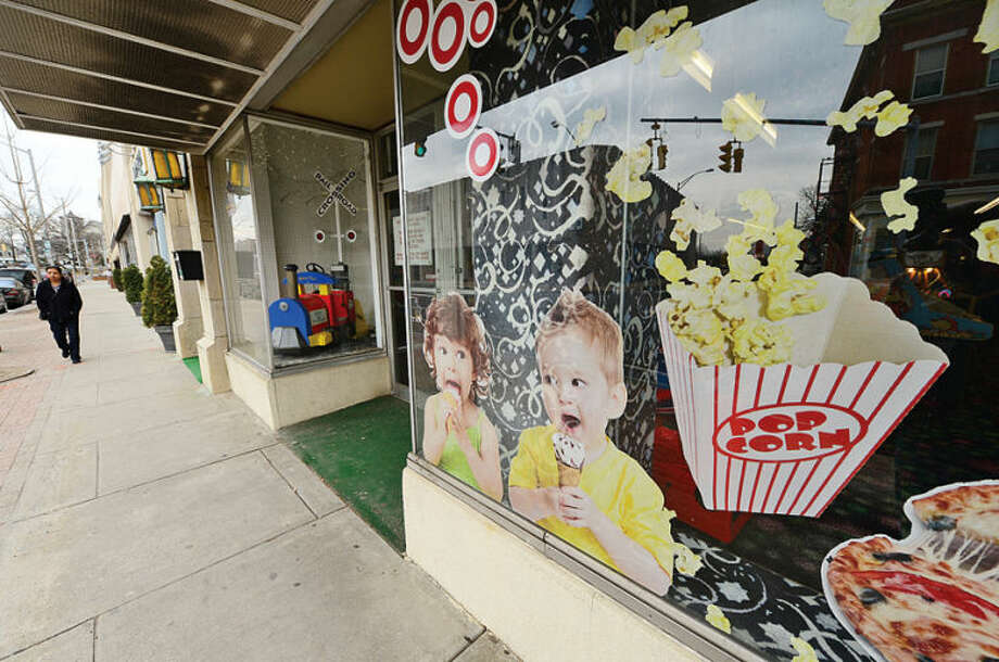 Hour photo / Erik Trautmann Merchants and property owners on Wall St are skeptical about Norwalk Mayor Harry Rilling's proposed task force to address issues facing the area.