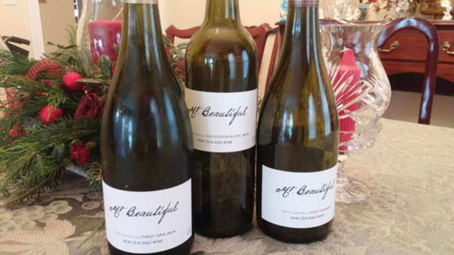 Photo by Frank WhitmanMt. Beautiful wines from New Zealand.