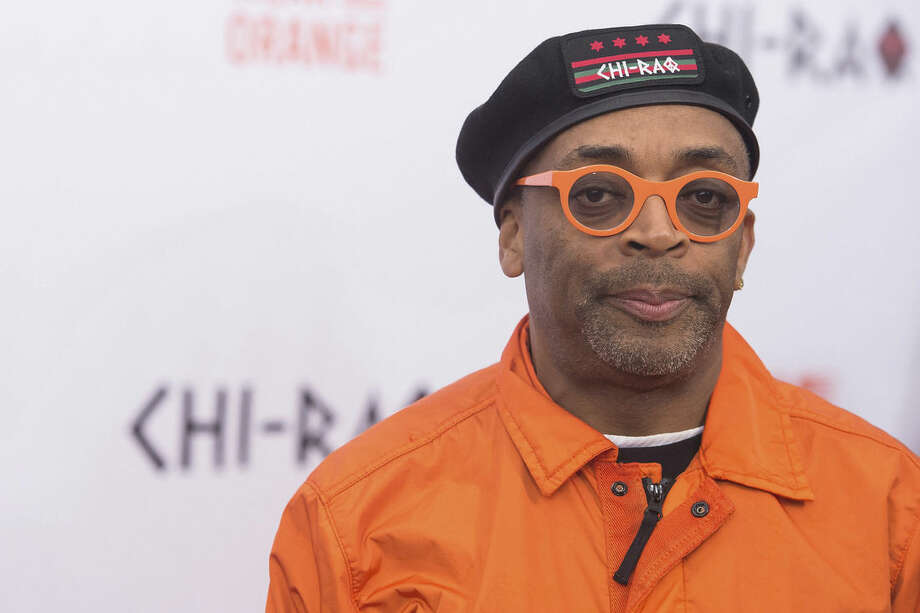 "FILE - In a Tuesday, Dec. 1, 2015 file photo, Spike Lee attends the premiere of ""Chi-Raq"" at the Ziegfeld Theatre, in New York. Calls for a boycott of the Academy Awards are growing over the Oscars' second straight year of mostly white nominees, as Spike Lee and Jada Pinkett Smith each said Monday, Jan. 17, 2016, that they will not attend this year's ceremony. (Photo by Charles Sykes/Invision/AP, File)"