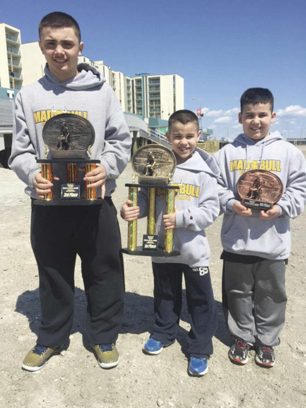Youth Wrestling: Norwalk Mad Bull wrestlers shine at Jersey Shore