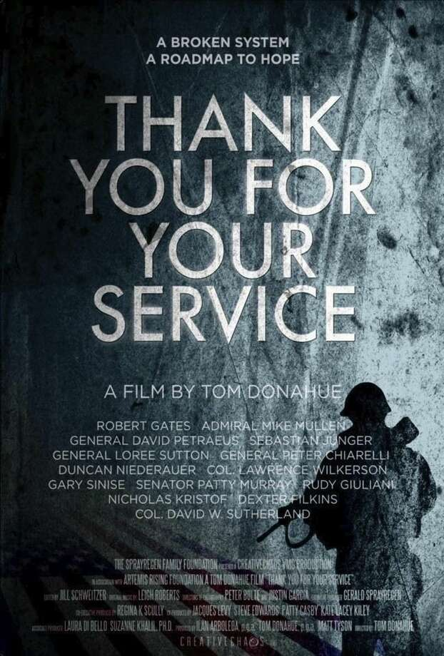 """Avon To Screen """"Thank You For Your Service"""""""