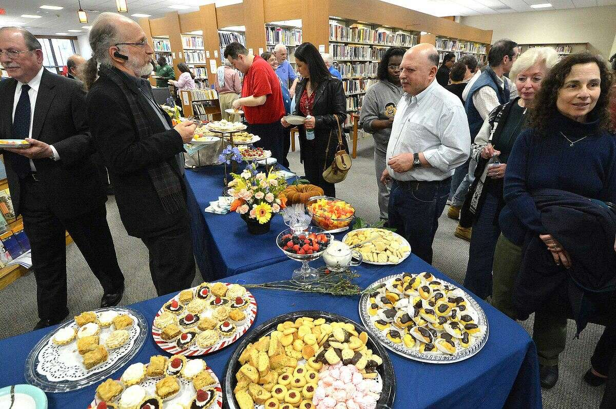 Hour Photo/Alex von Kleydorff Judy's Room, dedicated to Judy Rivas opens at the Norwalk Public Library