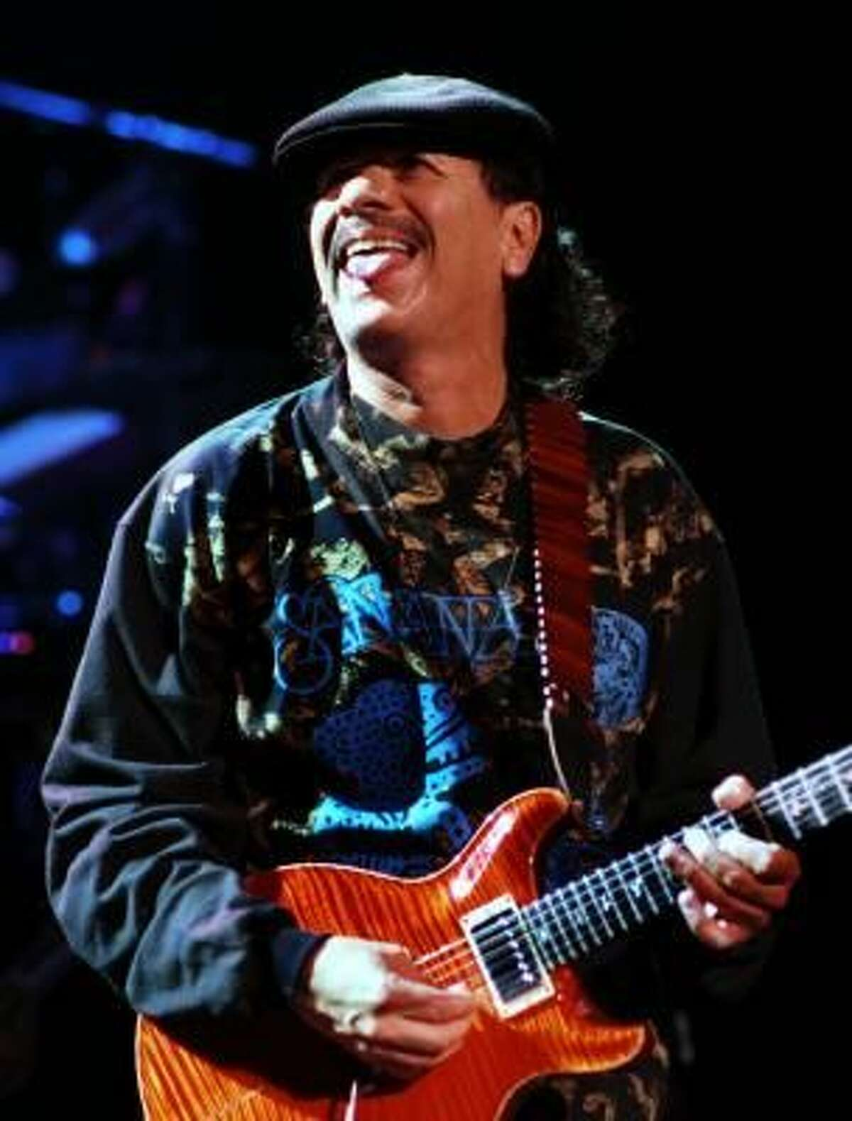 Journey and Santana are heading to Mohegan Sun Casino on Friday. Find out more. (Credit:Paul Warner/AP)
