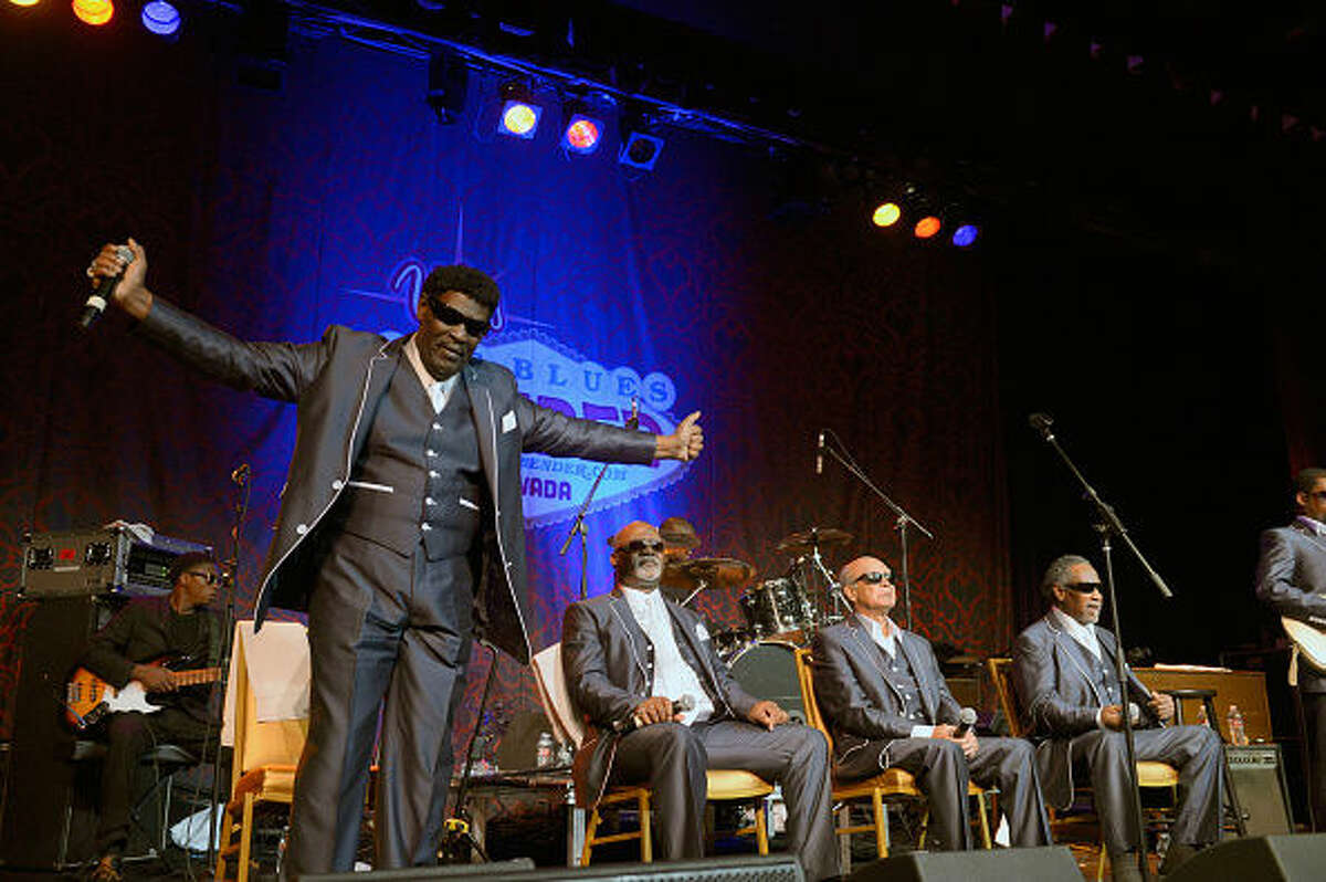 The Blind Boys of Alabama are coming to Fairfield Theater Company Friday. Find out more. (Credit:Bryan Steffy/WireImage)