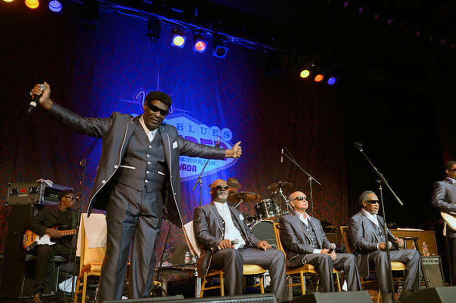 The Blind Boys of Alabama are coming to Fairfield Theater Company Friday. Find out more. (Credit: Bryan Steffy/WireImage)