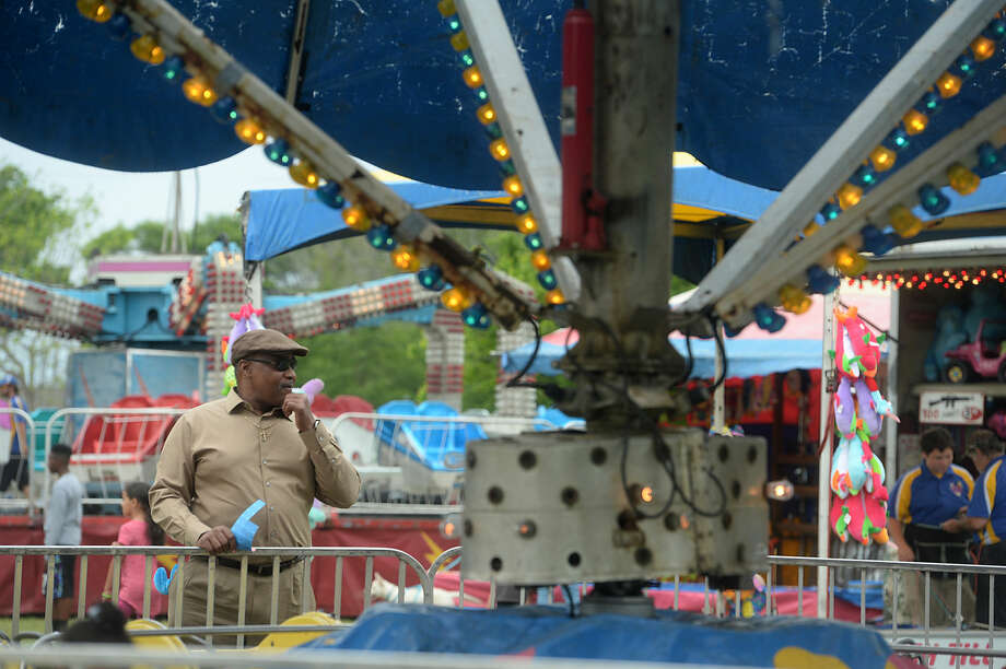 Go have some fun at the Trumbull Rotary Club Carnival Friday, Saturday, and Sunday at Hillcrest Middle School in Trumbull. Find out more. (Credit: Kim Brent/The Enterprise)