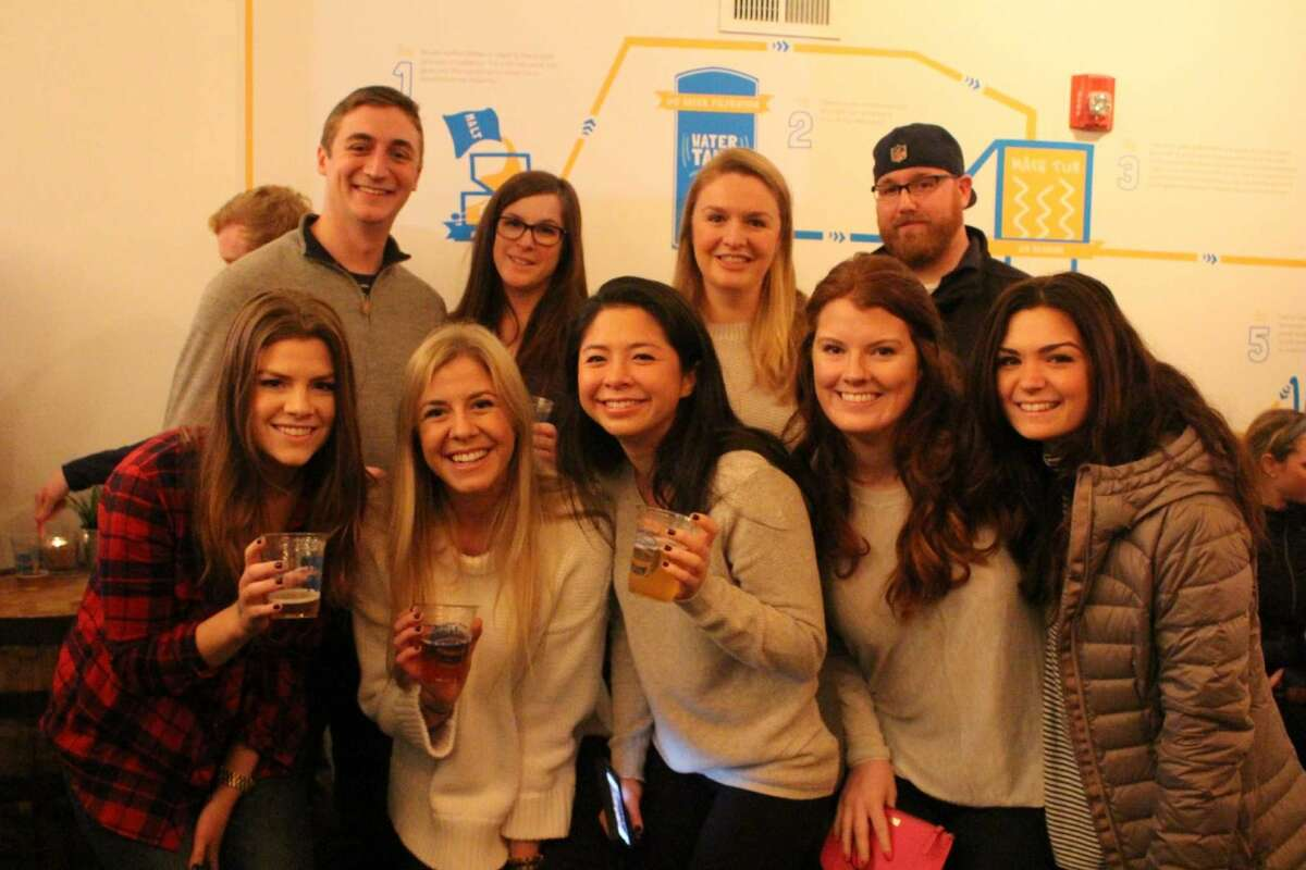 Half Full Brewery is holding their weekly open house night in Stamford onFriday.Find out more:http://bit.ly/1VpEEKT (Photo: Mark Saunders)