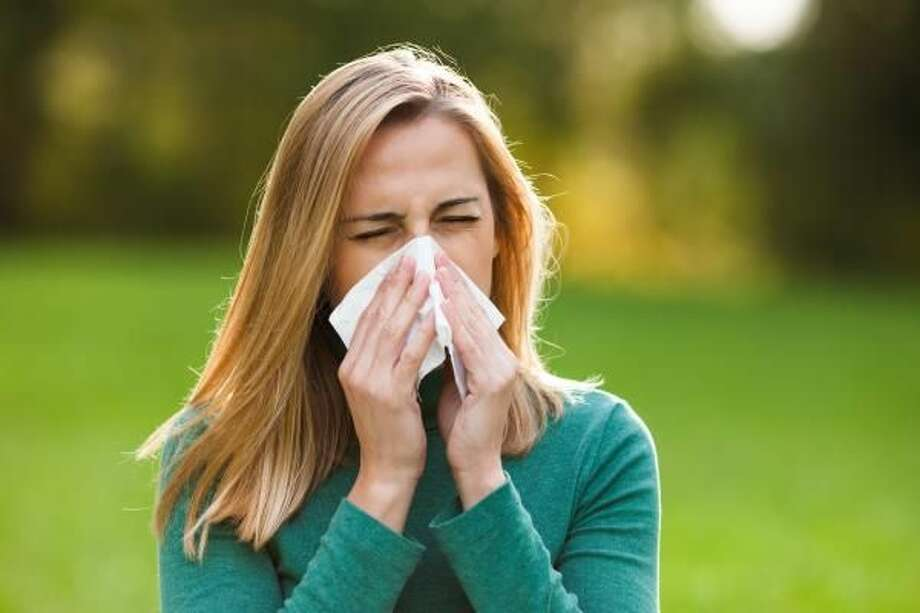 Get the Scoop on Spring Allergies