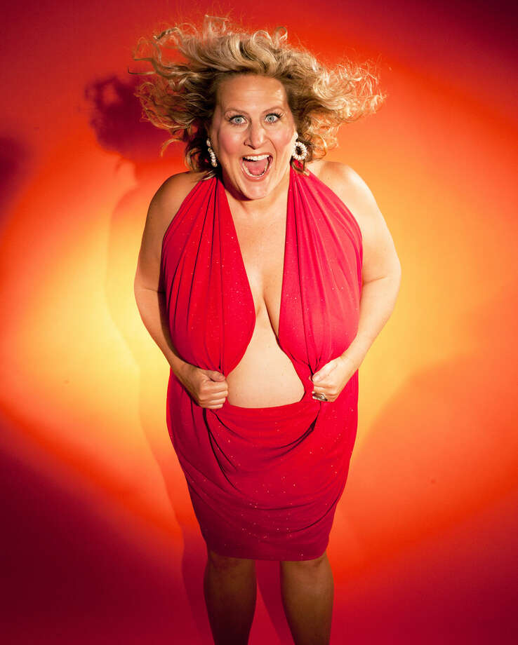 Bridget Everett brings her wild and bawdy show to the Ridgefield Playhouse on Sunday. Find out more. (Credit: Contributed Photo)