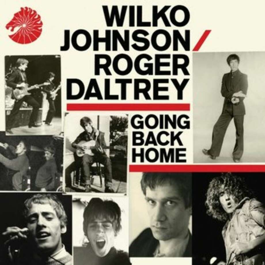 "This CD cover image released by UMe shows ""Going Back Home,"" by Wilko Johnson and Roger Daltrey. (AP Photo/UMe)"