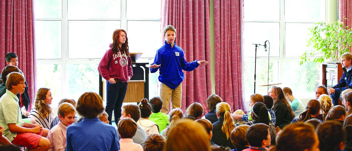 New Canaan Country School: Developing both competence and confidence