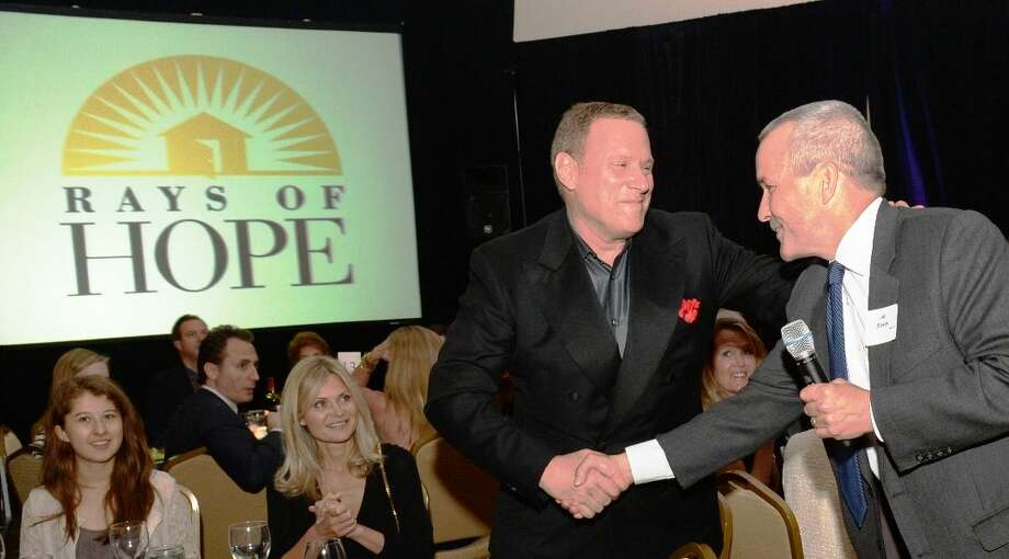 Tickets are on sale now for the 12th Annual Rays of Hope Gala, which will be held on Wednesday, May 13, at the Italian Center, 1620 Newfield Ave., Stamford. Proceeds benefit the Pacific House emergency men's homeless shelter in Stamford. Visit shelterforhomeless.org for details and tickets.