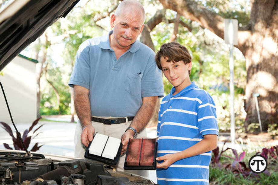 For a healthier ride, change your vehicle's cabin air filter regularly. (NAPS)