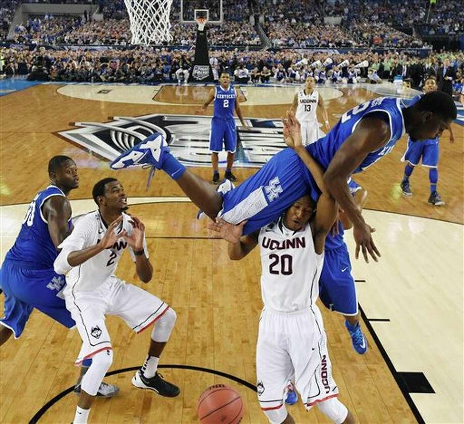 / Pool NCAA Photos
