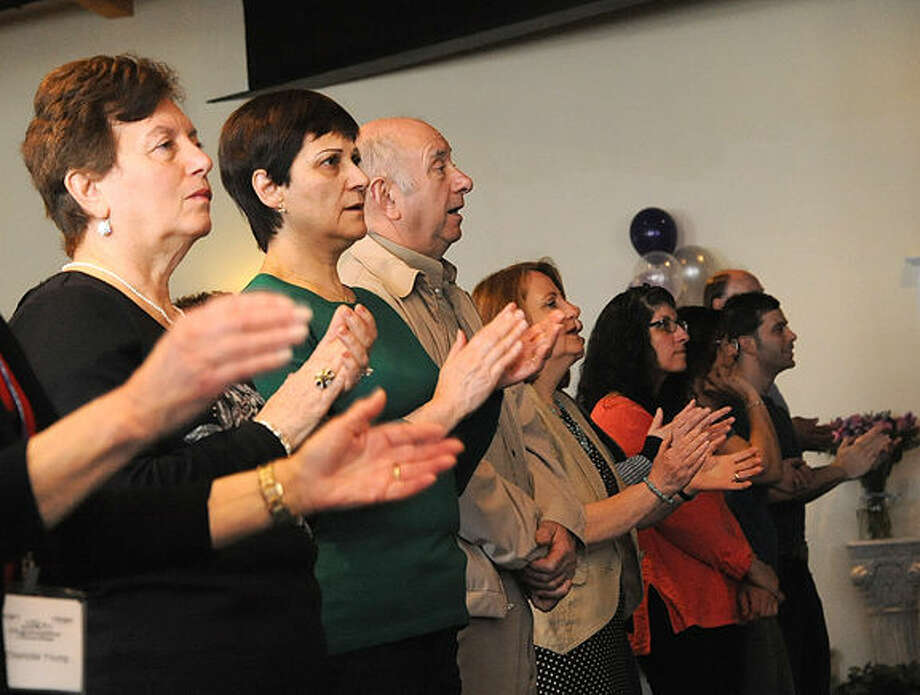 The 20th year celebration of the Word Alive Bible Church in norwalk on Sunday. Hour photo/Matthew Vinci