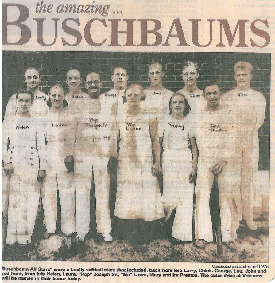 The non-Buschbaum