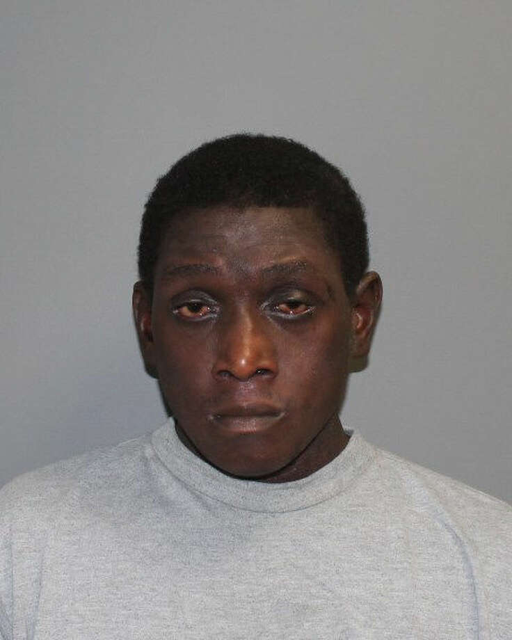 Errol Darlington, 24, was charged with third-degree robbery, third-degree assault, and breach of peace.