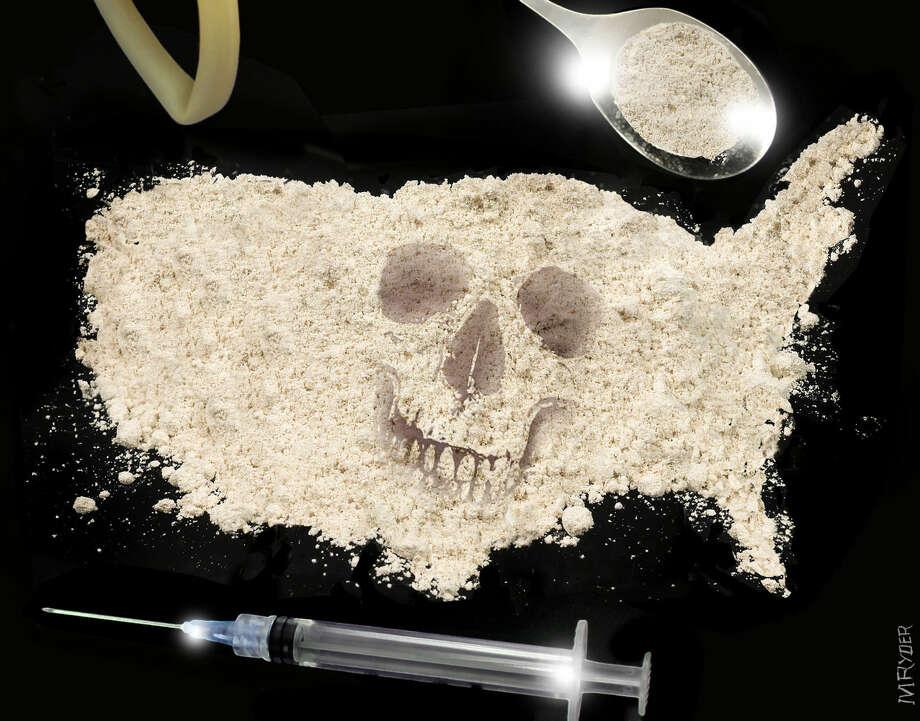Ken Dixon: The faces of addiction