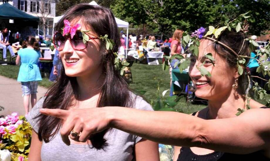 """Newtown Earth Day, April 23(Newtown Middle School).Afull-day of family fun and learning, the annual festival is designed to highlightNewtown's abundant natural resources and help the town learn how to become a bit """"greener.""""Find out more:http://bit.ly/1rq7QVV"""