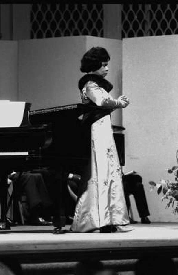 Marian Anderson was the first African-American soloist to perform at the Metropolitan Opera House.